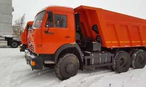 Грузовик КамАЗ-65115 — обзор модели