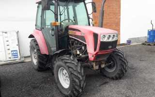Трактор МТЗ 622 (Беларус) — описание и технические характеристики