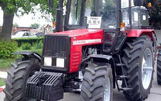 Трактор МТЗ-1025 — незаменимый помощник на поле