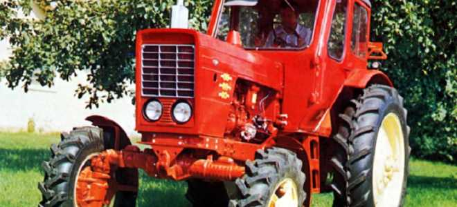 Трактор МТЗ-52 — обзор характеристик