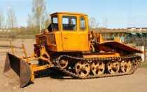 Трелёвочный трактор ТДТ-55 — легендарный лесозаготовщик