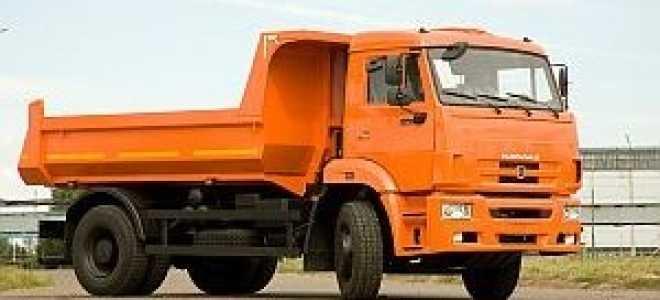 Самосвал КамАЗ 53605 — обзор заднеприводного грузовика