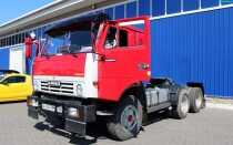 Седельный тягач КамАЗ 65116 и его модификации