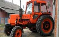 Трактор ЛТЗ-55 — достойная замена Т-40