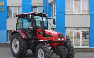 Трактор МТЗ-1523 (Беларус) — описание и технические характеристики