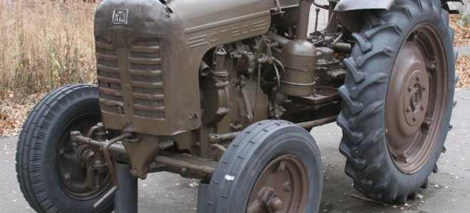 Трактор ДТ-20 — простая модель для сельхоз работ