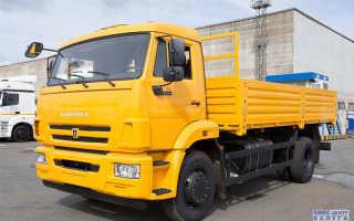Бортовой КамАЗ-43253 — основные недостатки грузовика