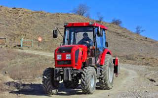 Трактор МТЗ-921 (Беларус) — описание и технические характеристики