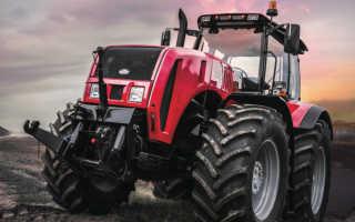 Трактор МТЗ-3522 — плюсы и минусы «Беларуса»