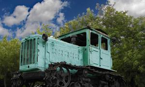 Гусеничный трактор ДТ-54 — сфера применения