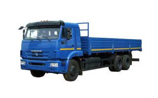 Бортовой грузовик КамАЗ-65117 — плюсы и минусы