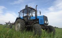 Трактор МТЗ-892 (Беларус) — последователь легендарной серии